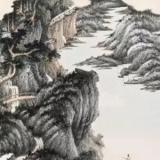国内著名的国画山水有哪些 如何提高国画山水的创造水平