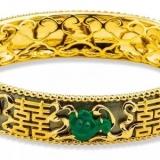 周大福黄金戒指图片 周大福黄金戒指如何分辨真假