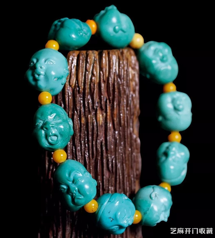 绿松石手链鉴别和保养的方法