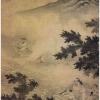 明代宫廷画家李在作品欣赏