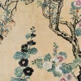 清代画家李鳝花鸟画欣赏