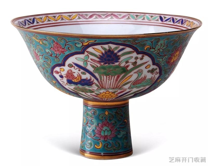 [棋软收藏站]为什么珐琅彩瓷器有那么高的收藏价值