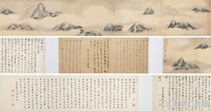 「蟾蜍的图片」明代孙克弘的艺术造诣