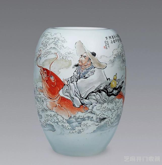 「1分2分5分硬币价格」王隆夫为何被誉为当代瓷坛泰斗