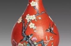 珊瑚红瓷器与矾红釉有什么内在关联吗