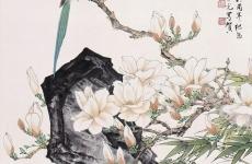 历史上擅长工笔花鸟画的代表人物有哪些