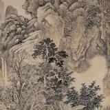 王翚山水画的艺术价值和经济价值