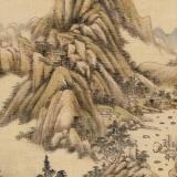 唐岱山水画作欣赏及其艺术价值
