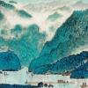 画家亚明为什么被称为新金陵画派的中坚力量