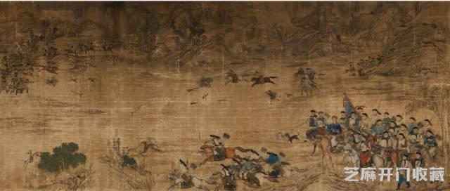 [北京拍卖行]画家顾见龙作品欣赏