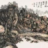 黄宾虹山水画作品鉴赏