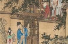 中国人物画的发展历史和表现手法