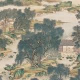 宫廷画家关槐绘画作品欣赏