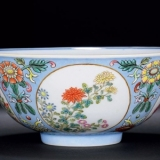 粉彩轧道瓷器为何堪称瓷器界的奇葩艺术作品
