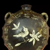西夏瓷器典型之扁壶 真假鉴别可以这样看