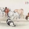 马晋走兽具三有特征 被大红袍画集收录的作品为何身价更高
