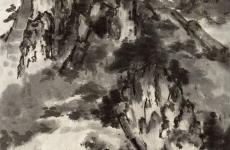 中国水墨画的特点