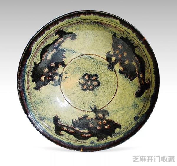 「新疆和田玉图片」吉州窑三大天目釉瓷指的是什么