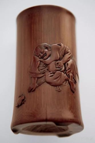 清代竹雕价格为什么会水涨船高