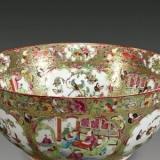 广彩瓷器的特征及收藏价值
