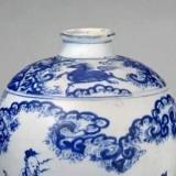 青花梅瓶瓷器介绍及图片欣赏