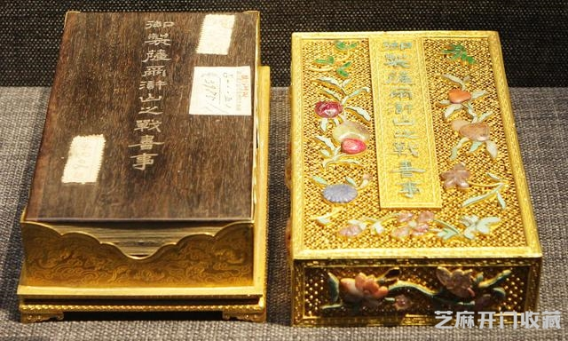 这些清宫皇帝过年用的宝贝文物极罕见