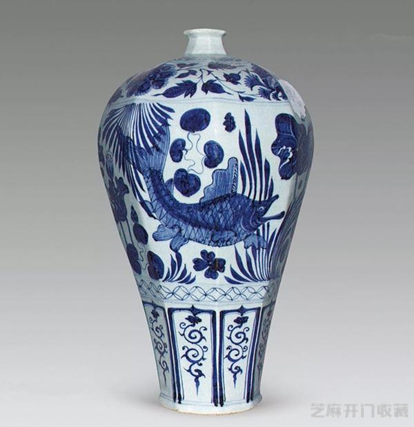 梅瓶在各个时期的发展特