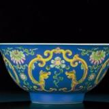 清朝各时期瓷器龙纹的特点