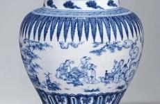 明朝成化青花瓷和斗彩瓷的特点