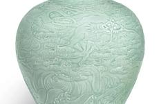 单色釉瓷器 诠释大道至简之美