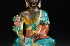 琉璃佛像是如何制作出来的 收藏价值在哪里