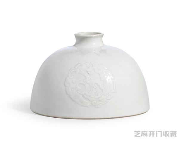 清代仿过宋定窑白瓷吗