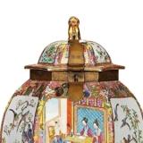 广彩瓷收藏为什么值得看好