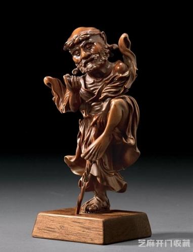清代木雕造像价格高不高