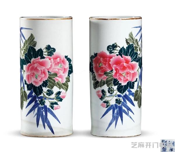 浅谈醴陵釉下五彩瓷收藏