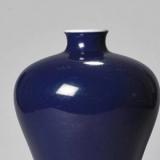 祭蓝釉瓷器应该怎么鉴赏