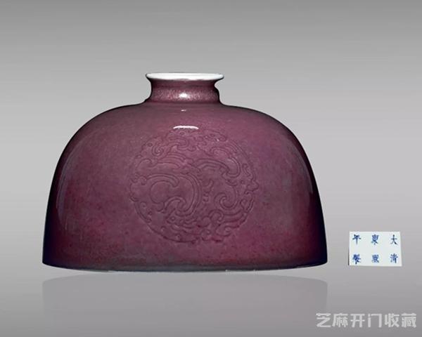 豇豆红瓷器的真假鉴定技巧