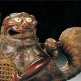 竹根雕狮子的收藏市场和艺术价值