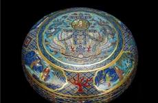 掐丝珐琅的历史由来和收藏价值