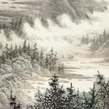 曾先国和他的山水画