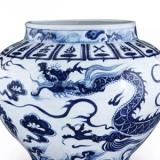 元明清官窑瓷器上的角龙纹与应龙纹