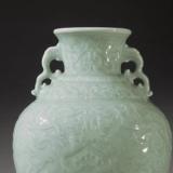 古代官窑瓷器上的夔龙纹和螭龙纹