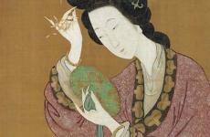 北宋画家李公麟国画白描人物佛像画《十六应真图》价值三亿值吗 ... ...
