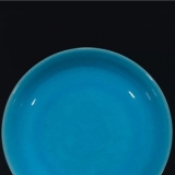 孔雀蓝釉瓷器的价值