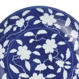 洒蓝釉瓷器的由来和发展