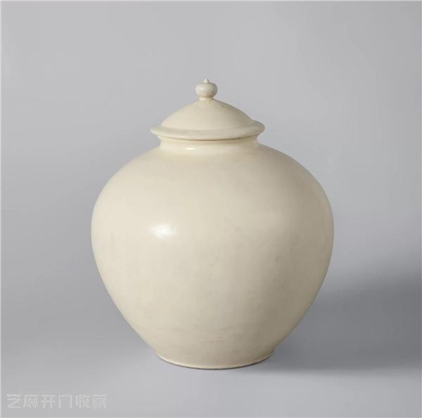 巩县窑白瓷的特点