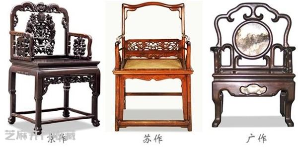 明清家具的广作、苏作、京作怎么区别 哪种更有价值 为什么