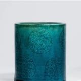 美如孔雀的绿釉瓷器是什么瓷器
