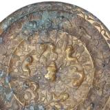 古董鉴定铜盘