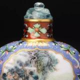 鼻烟壶收藏价值及艺术价值